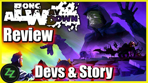 A Long Way Down Review Devs and Story, developer and story