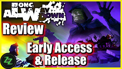 A Long Way Down Test Early Access and Release