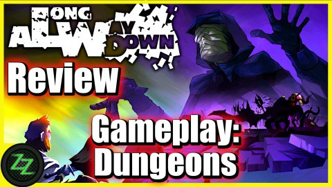 A Long Way Down Gameplay - Dungeons