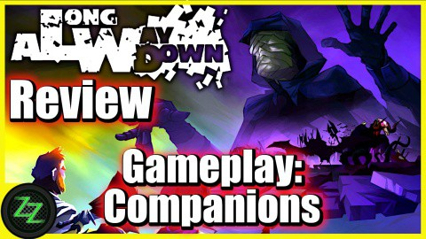 A Long Way Down Gameplay - Companions