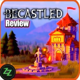 Becastled Review - Charming real-time strategy with sun & shadow sides in the test