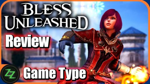 Bless Unleashed Test Game Type