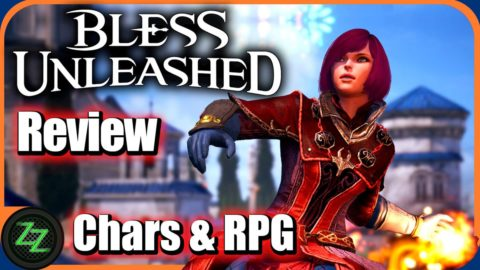 Bless Unleashed Gameplay Characters and Races RPG