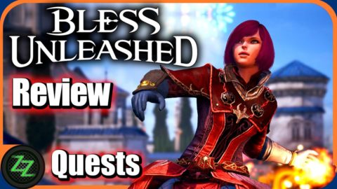 Bless Unleashed Review Quests and Quest-Systems