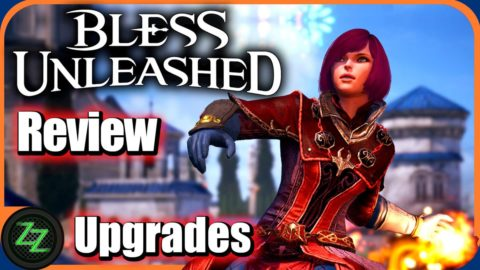 Bless Unleashed Review (Deutsch) Asia Story MMORPG mit Action Combat im Test 06 Upgrade System - Aufwertungs-System