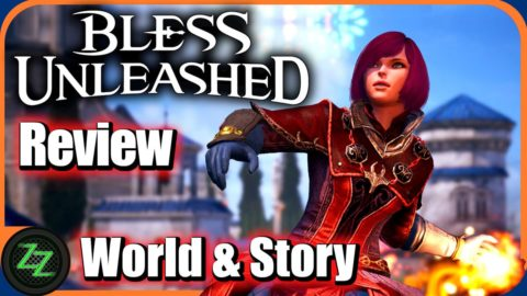 Bless Unleashed Gameplay World and Story