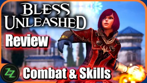 Bless Unleashed Review Combat, Skills and Controls