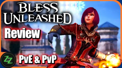 Bless Unleashed Review (Deutsch) Asia Story MMORPG mit Action Combat im Test 10 PvP & PvE