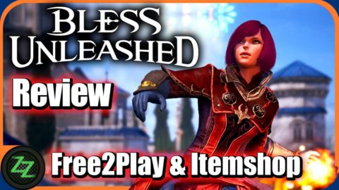 Bless Unleashed Review Free to Play (F2P) & Itemshop