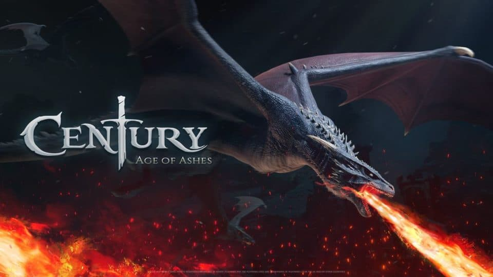 Century Age of Ashes Multiplayer Dragon Fight - cover art