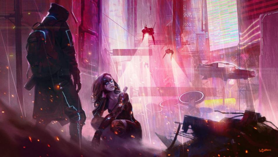 Conglomerate 451 Review - Test - rundenbasiertes Cyberpunk roguelike Dungeoncrawler RPG-Conglomerate 451_Art_02