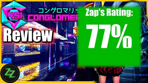 Conglomerate 451 Review - Rating with Numbers - 77%