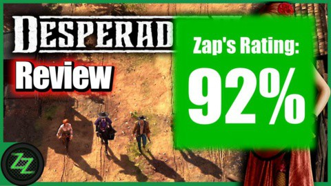 Desperados 3 Review - Rating with numbers