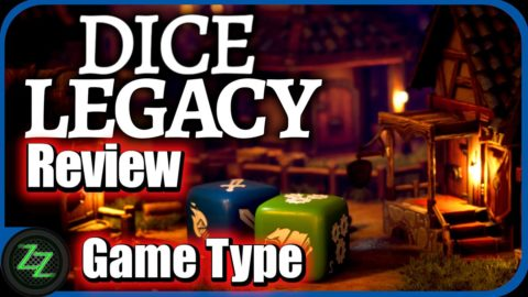 Dice Legacy Review Game Type - build-up strategy RTS