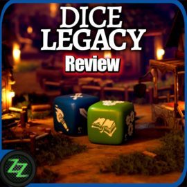 Dice Legacy Review - strategic building sim with dice in test
