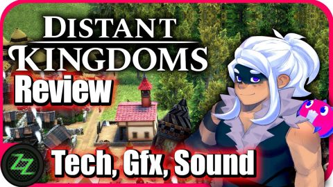 Distant Kingdoms Game Tech, Graphics, Sound, Engine, Voice-Over, Music