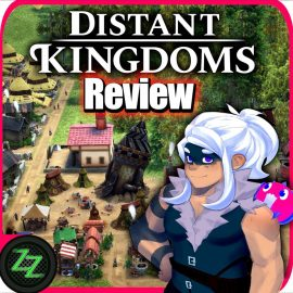Distant Kingdoms Review Fantasy Strategy RPG City-Builder in Test