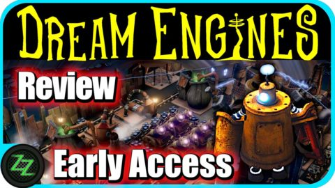 Dream Engines Nomad Cities Review Early Access