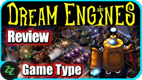 Dream Engines Nomad Cities Gameplay  Game Type - Survival RTS City Builder Automation Factorio-like