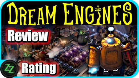 Dream Engines Nomad Cities Review  Rating and Scoring