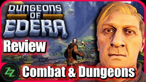 Dungeons Of Edera - Combat and Dungeons