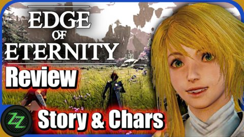 Edge Of Eternity Review - Test - Indie JRPG in Final Fantasy Style 03 Story and Chars - Heroes - Geschichte und Charaktere - Helden