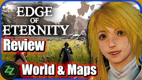 Edge Of Eternity Review - Test - Indie JRPG in Final Fantasy Style 05 World and Maps - Welt und Karten