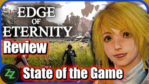 Edge Of Eternity Review - Test - Indie JRPG in Final Fantasy Style 06 State of the game - Zustand des Spiels