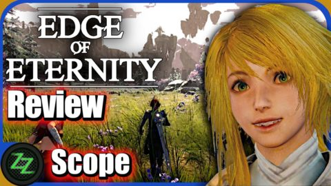 Edge Of Eternity Review - Test - Indie JRPG in Final Fantasy Style 07 Scope of the Game - Umfang des Spiels
