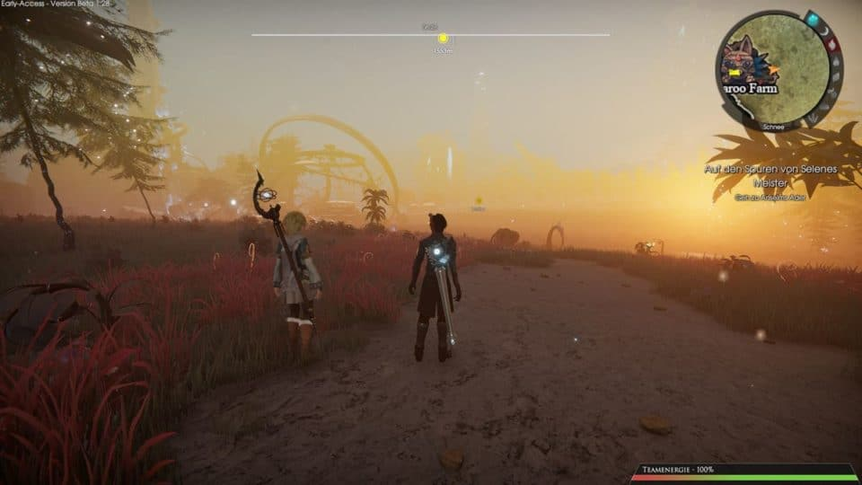 Edge Of Eternity Review - Test - Indie JRPG in Final Fantasy Style - Dusk Sun