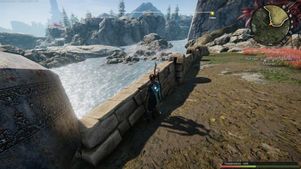 Edge Of Eternity Review - Test - Indie JRPG in Final Fantasy Style - River