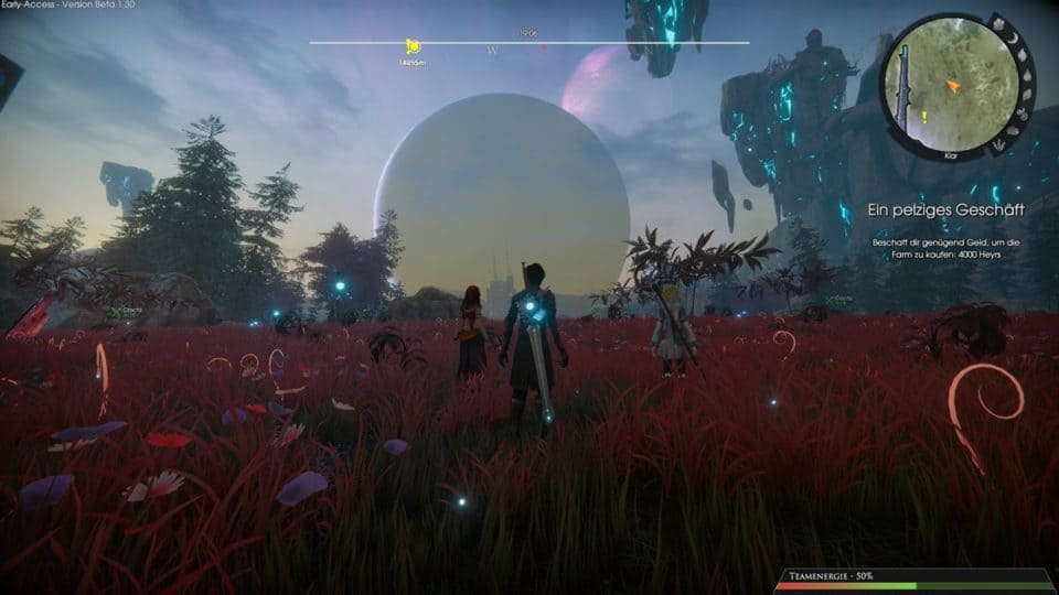 Edge Of Eternity Review - Test - Indie JRPG in Final Fantasy Style - Stars