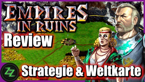 Empires in Ruins Gameplay - turn-based strategy on the worldmap