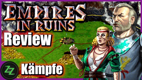 Empires in Ruins Game - realtime strategy Tower Defense combat