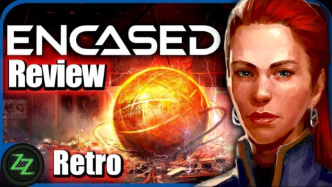 Encased Review  Foreword - Retro-RPG - Oldschool Role-play game