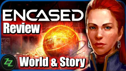 Encased Review Gameplay - World and Story