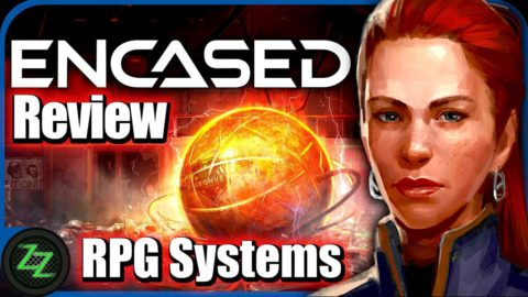 Encased Test Role-play systems and Character stats