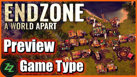 Endzone A World Apart - Fallout meets Banished - Endzeit Aufbau Strategie (German, many subtitles) 02 Game type - Spieltyp