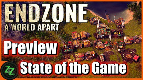 Endzone A World Apart - Fallout meets Banished - Endzeit Aufbau Strategie (German, many subtitles) 07 State of the Game - Zustand des Spiels