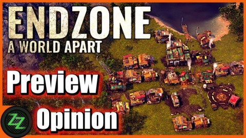 Endzone A World Apart - Fallout meets Banished - Endzeit Aufbau Strategie (German, many subtitles) 08 Opinion and Conclusion - Meinung und Fazit