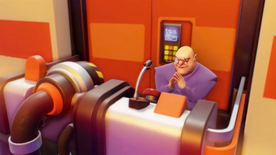 Evil Genius 2 2021 Remake - Release Date, Info, Trailer, Screenshots - train evil laughter and rubbing hands like a real evil genius