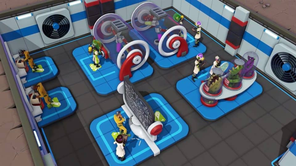Evil Genius 2 2021 Remake - Release Date, Info, Trailer, Screenshots - training your minions for several different jobs