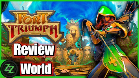 Fort Triumph Review Gameplay - World
