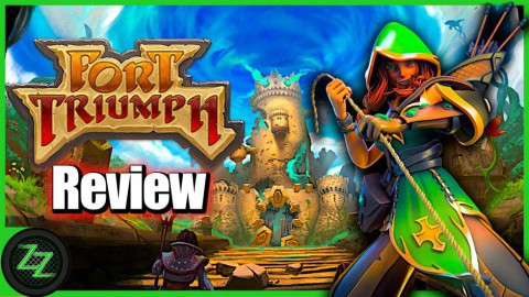 Fort Triumph Review - Test Fantasy XCOM meets Heros of Might and Magic