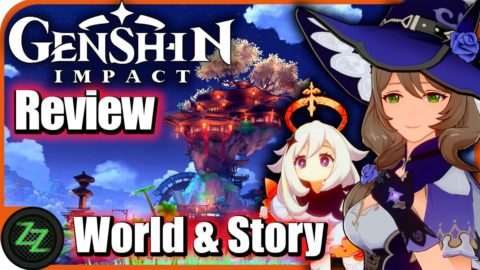 Genshin Impact Review World and Story