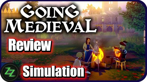 Going Medieval Review Characters and Simulation