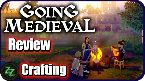 Going Medieval Test Crafting and Gathering