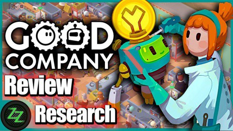 Good Company Test Research and Development - R&D
