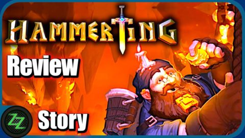 Hammerting Test Game Modes and Story