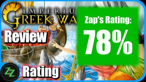 Imperiums Greek Wars Review - Test - 4X Rundenstrategie in der Antike - 4X Turnbased Strategy in ancient Greece 07 Rating with numbers - Wertung mit Zahlen